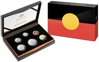 2021 Six Coin Proof Year Set - Aboriginal Flag -in stock