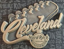 Hard Rock Cafe Cleveland 2017 Core City Destinations Name Series Pin#96345