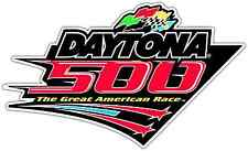 "Daytona Speedway Racing Nascar Bumper Window Locker Notebook Sticker Decal 6""X4"""