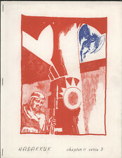 HABAKKUK, Chapter II Verse 3, Feb 1967, Fanzine - VG