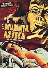 Dvd - LAN MUMMIA AZTECA (Vendita)