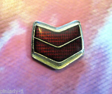 FORD seargent stripe tail light - hat pin , lapel pin , tie tac GIFT BOXED