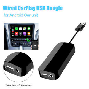 Wireless Bluetooth Smart Link USB Dongle For CarPlay Android Auto Car Player AU