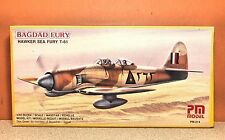 1/72 PM MODEL BAGDAD FURY HAWKER SEA FURY T-61 MODEL KIT # 214
