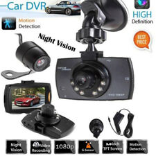"HD 1080P 3.0"" Car DVR Camera Video Recorder Rearview Cam Night Vision G-sensor"