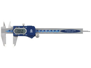 Moore & Wright Digital Calipers 200mm (8in) MAW11020DBL