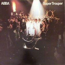 """A True Classic Album – Abba Super Trouper - Epc 10022 12"""" Vinyl Lp 1980"""