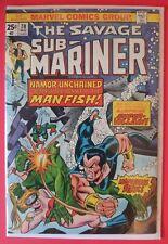 Sub-Mariner #70 - HIGH GRADE ISSUE