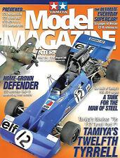 Tamiya Model 154 Australian CAC-12 Boomerang Tyrrell Ford F1 Russian JS-2 GTR