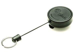 KEY-BAK #6 36 Black Schlüsselrolle Schlüssel-Jojo