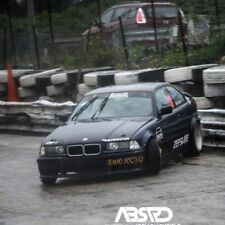 FENDER FLARES BMW E36 E46 DRIFT EDITION SET OF ABS WHEEL ARCHES OVERFENDERS WIDE