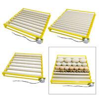 42/56 eier 360 Dreh Ei Inkubator Hatcher Schlüpfen Fach Automatische Drehen
