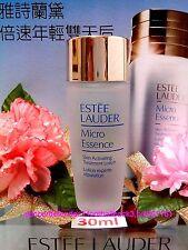 â—†Estee Lauderâ—† Micro Essence Skin Activating Treatment Lotion (30Ml) Free Ship