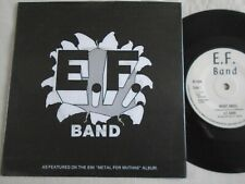 """NWOBHM 7"""" - E.F.BAND - NIGHT ANGEL / ANOTHER DAY GONE 1979 UK  ROK RECORDS EX-"""