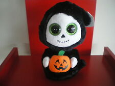 Ty Beanie Boos TREATS ghost 6 inch NWMT.  HALLOWEEN BOOS - NEW AND N HAND NOW