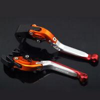 Folding Brake Clutch Lever For HONDA CBR150R/250R/300R/400R/500R CB300/500/190 F