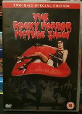 The Rocky Horror Picture Show (DVD, 2004, 2-Disc Set, Box Set) Tim Curry