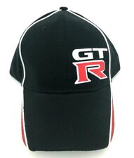 Nissan GT-R Cap Baseball Hat Cotton Adjustable New