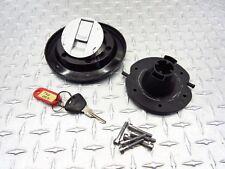 Tiger 1050 07-11 Sprint RS Triumph Black Keyless Billet Gas Fuel Cap 00-04
