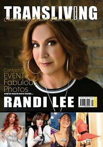 Transliving 73 Magazine Transgender, Non-Binary, X-Dress, Transvestite Lifestyle