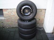Bridgestone Neumáticos de invierno 195/65r15 auf MB 117 176 246 llantas acero
