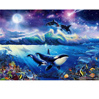 Jigsaw Puzzle 2000 Super Small Pieces - Beat Of The Sea (Glowing) (38x53cm)