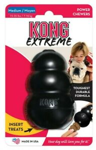 KONG EXTREME MEDIUM 7 - 16Kg BRAND NEW ON CARD ONLY £9.99 FREE POST.