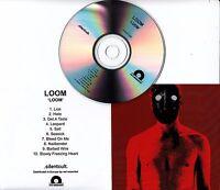 LOOM Loom 2017 UK 10-track promo test CD