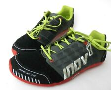 Inov-8 Bare-XF 210 Athletic Running Shoes Sneakers Men's 10 Green Black