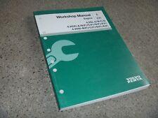 Volvo Penta 4.3OSI-E 4.3OSI-EF Engine Workshop Service Repair Manual