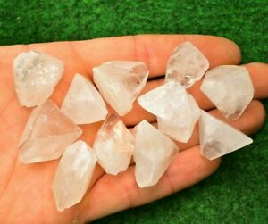 Apophyllite Pyramids Point Meditation Heart Chakra Reiki Healing Selenite UK BUY