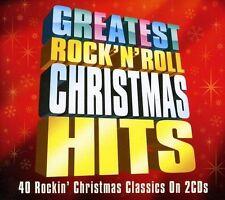 CD de musique rock 'n' roll avec compilation