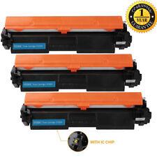 3PK CF230X 30X Toner Cartridge CF230A for HP LaserJet pro M203dw M203dn M227fdn