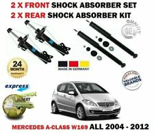 2 x Pour Mercedes a B Classe W169 W245 04-12 Avant Rotule Droit et Gauche Paire