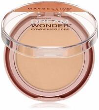 Maybelline Dream Wonder Face Pressed Powder 80 Medium Buff  Mirror inside