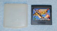 Aerial Assualt (Sega Game Gear, 1992) TESTED WITH FREE SHIPPING