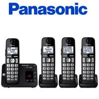 Panasonic KX-TG3634B Expandable Cordless Phone System with Answering Machine