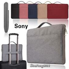 """For Various 13"""" 14"""" SONY VAIO Carry Laptop Sleeve Pouch Notebook Case Bag"""