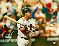 Mike Piazza Signed 16 x 20 New York Mets Photo 9/11 Home Run PSA DNA COA Watch
