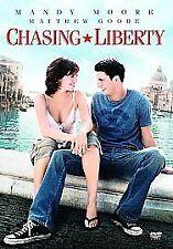 Chasing Liberty DVD (2004) Mandy Moore