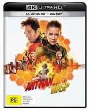 Ant-Man And The Wasp 4K Ultra HD + Blu-ray Region B BRAND NEW