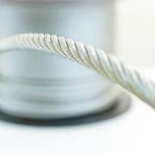 10m câble acier inox 1.5mm cordage torons: 7x19