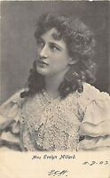 POSTCARD  ACTRESSES  - EVELYN MILLARD