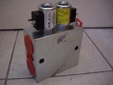 Terex valve 633AA00115A-E 10.42.0068