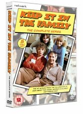 Keep It in the Family: The Complete Series 1-5 DVD NEW & SEALED (5 Discs)