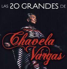 Chavela Vargas - Los Grandes de Chavela Vargas [New CD]