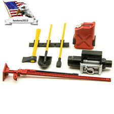 1/10 Scale 10008A Decoration Tools Set Kit Accessories For RC Rock Crawler Parts