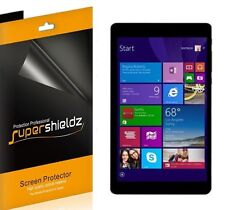 """3X HD Clear Screen Protector Saver For Nextbook 8"""" Quad Core Windows 8.1 Tablet"""