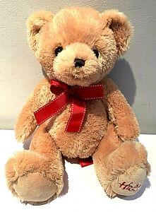 HAMLEYS Teddy Bear Plush Soft Toy 11''/28cm Sitting