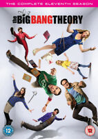 The Big Bang Theory: The Complete Eleventh Season DVD (2018) Johnny Galecki